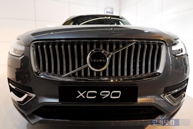 HK영상|볼보의 자존심… 플래그십 SUV 'XC90' 살펴보기