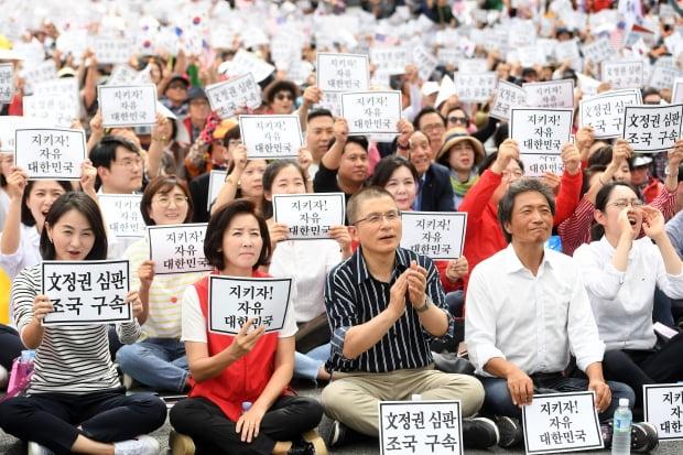 """박주민 의원 """"오늘 광화문 집회는 한국당 집회 vs 서초동 집회가 국민의 집회"""""""