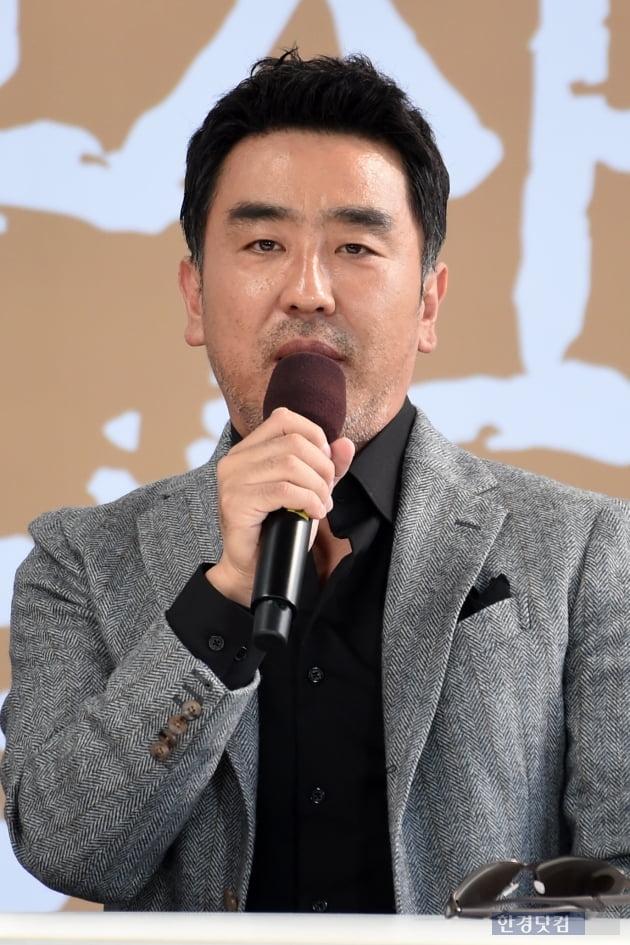 [포토] 류승룡, '카리스마 넘치는 멋진 모습' (부산국제영화제)