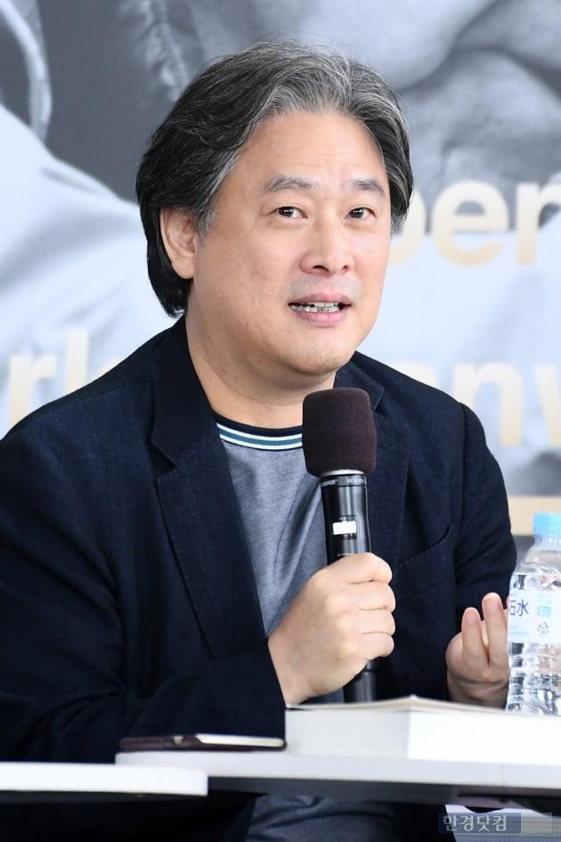 [포토] 박찬욱, '멋진 모습에 눈길' (부산국제영화제)