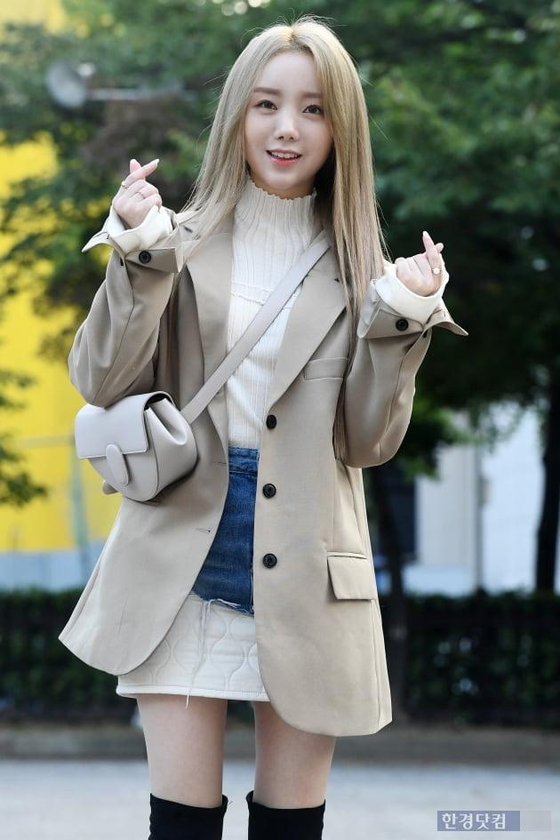 [포토] 러블리즈 케이, '깜찍한 요정 미모~'