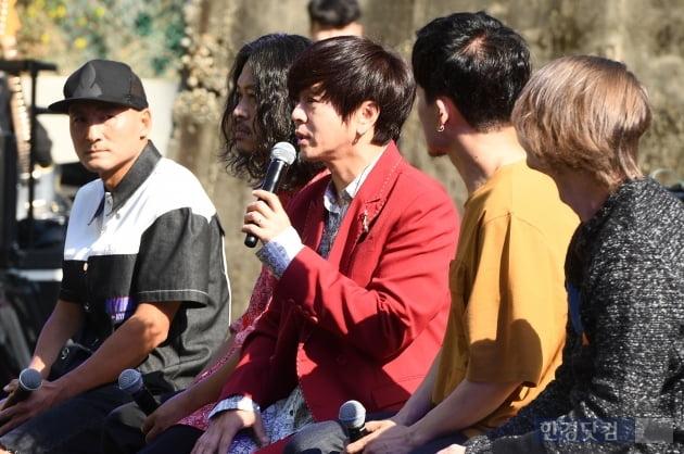 [포토] YB, '함께 있을 때 빛나는 남자들'