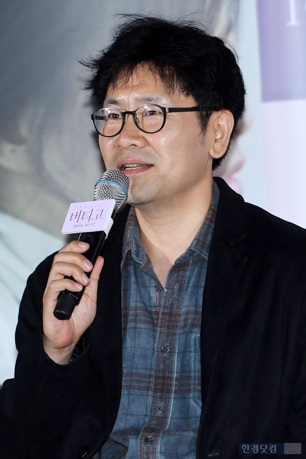 [포토] 영화 '버티고' 전계수 감독