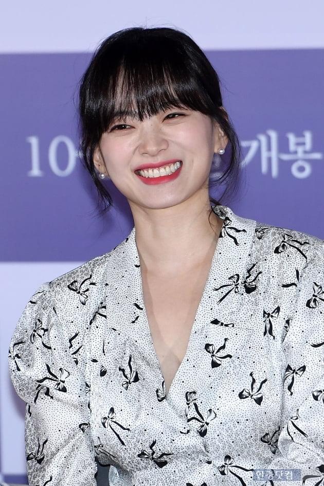 [포토] 천우희, '매력 만점 미소'