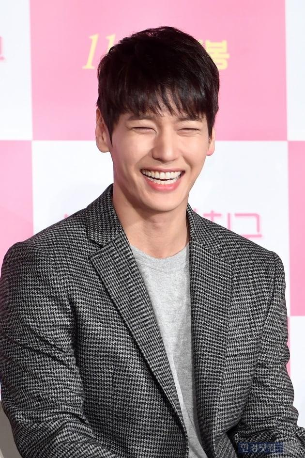 [포토] 지일주, '여심 저격 미소'