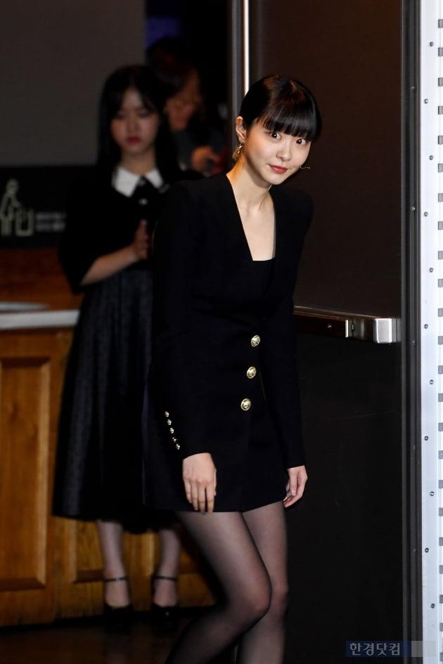 [포토] 김다미, '멀리서도 눈에띄는 아름다움'