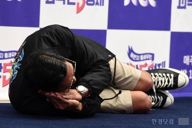 [포토] 박준형, '안방처럼 편하네~'