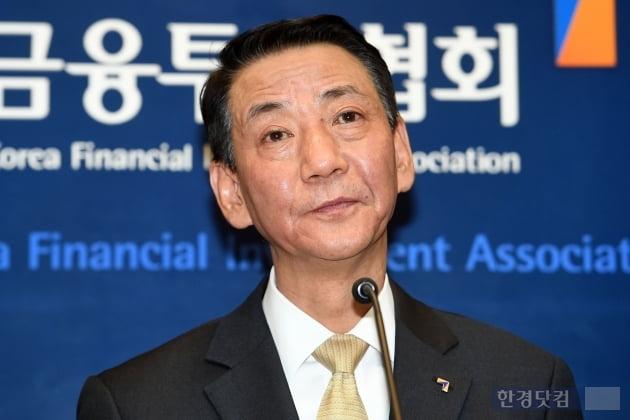 [속보] '갑질 논란' 권용원 금투협회장 회장직 유지 결정