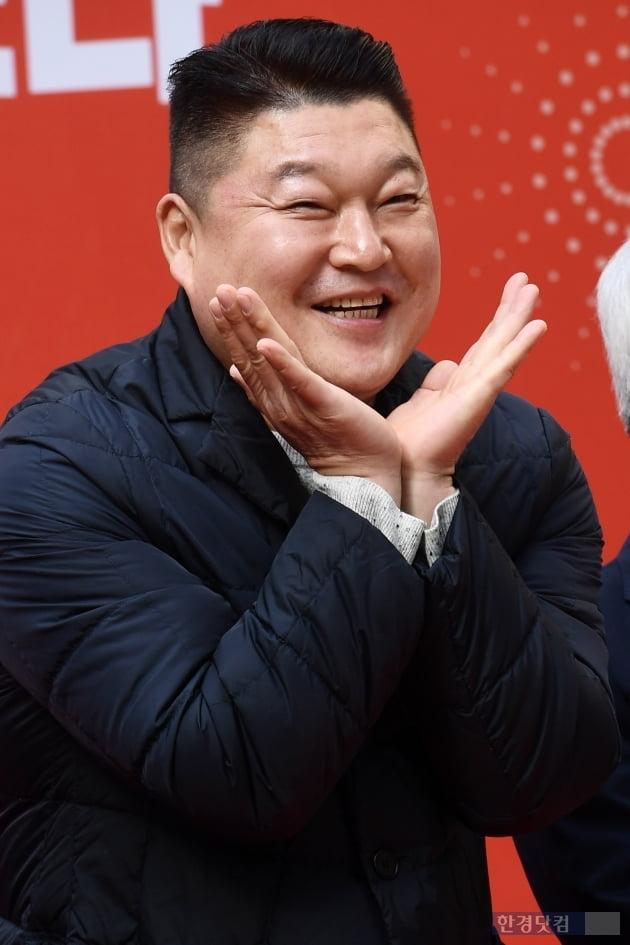[포토] '강호동이 떴습니다~'