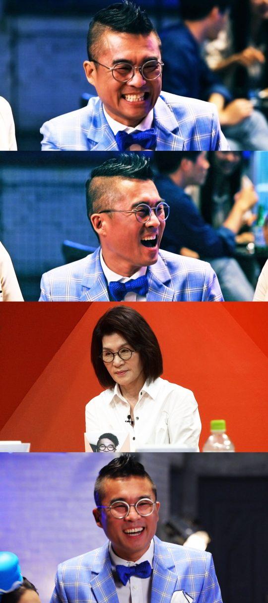 '미운 우리 새끼'의 김건모와 그의 어머니인 이선미 여사./사진제공=SBS