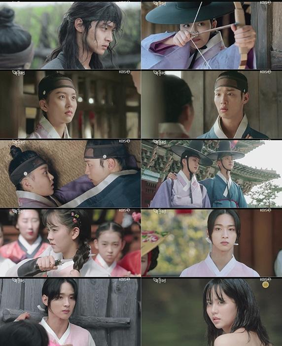 '조선로코-녹두전' 장동윤X김소현, 완벽한 '만찢' 시너지 빛났다