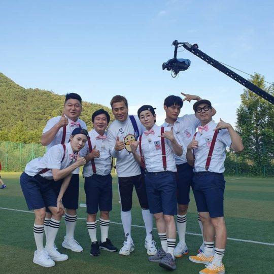 사진=김병지 인스타그램