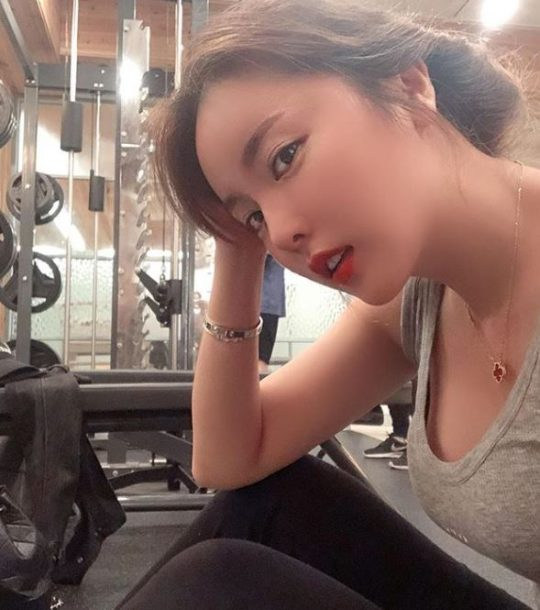 /사진제공=홍진영 인스타그램