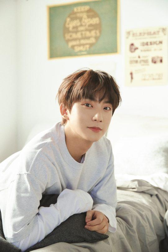 플레이리스트 새 웹드라마 '나의 이름에게'에 출연하는 B1A4의 공찬 . /사진제공=WM엔터테인먼트