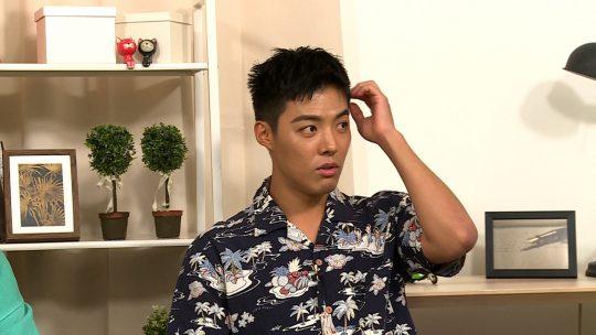 KBS2 '옥탑방의 문제아들' 강남 / 사진제공=KBS