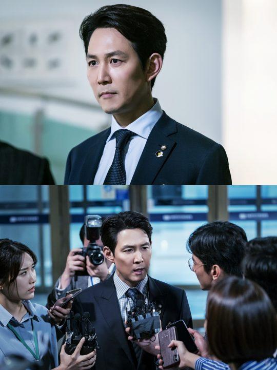 JTBC 새 월화드라마 '보좌관: 세상을 움직이는 사람들 시즌2' 스틸컷. /사진제공=스튜디오앤뉴