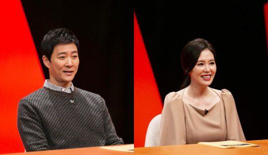 배우 최수종-하희라 부부./ 사진제공=SBS