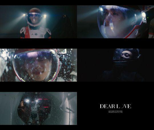 그룹 비투비 임현식의 솔로곡 'DEAR LOVE' 뮤직비디오 티저 영상 / 사진제공=큐브엔터테티언먼트