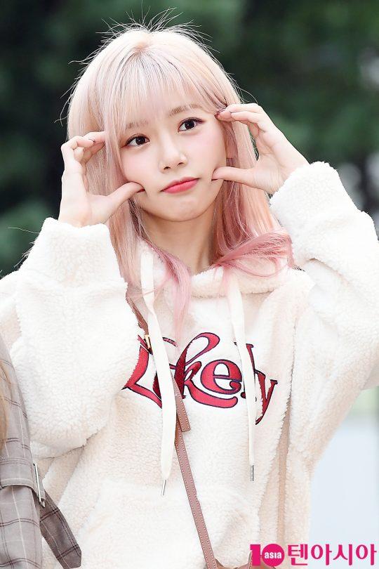 그룹 드림캐쳐 지유
