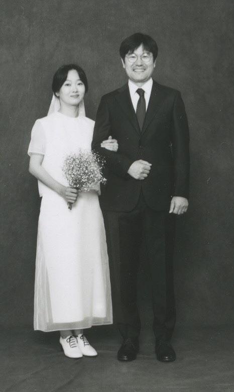 배우 이봉련-이규회 결혼./ 사진제공=씨제스엔터테인먼트
