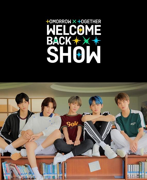 Mnet M2, `투모로우바이투게더 웰컴백쇼` 21일 전 세계에 동시 생방송