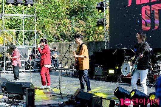 YB 밴드