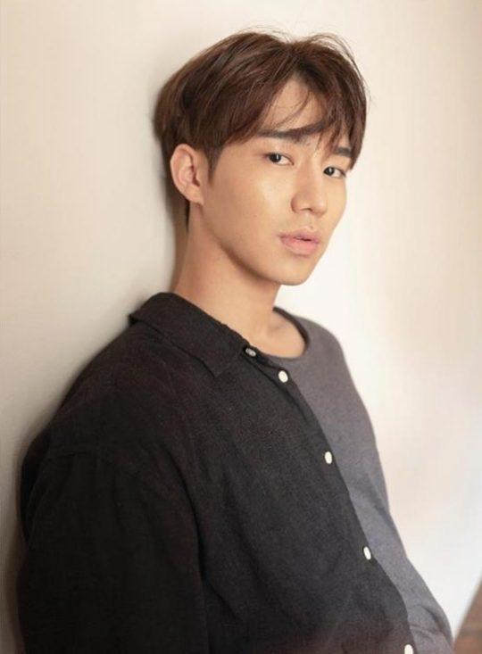 MBC 새 수목드라마 '하자있는 인간들'에 출연하는 배우 김재용. /사진제공=트리플엔터테인먼트