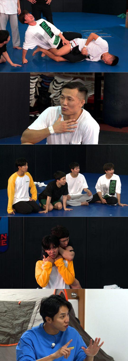 SBS '집사부일체' 스틸컷. /사진제공=SBS