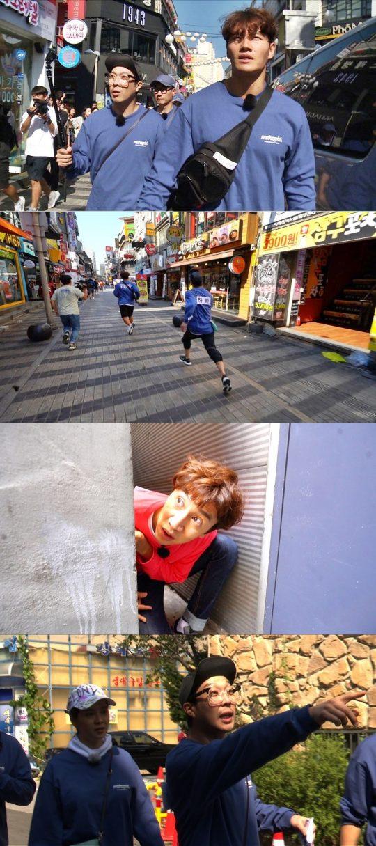 '런닝맨'./ 사진제공=SBS
