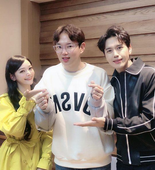 MBC FM4U '굿모닝FM 장성규입니다'. /사진제공=쇼온컴퍼니