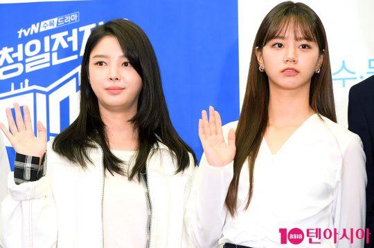 배우 엄현경, 이혜리