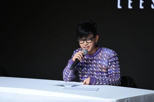 가수 이승환. / 제공=드림팩토리