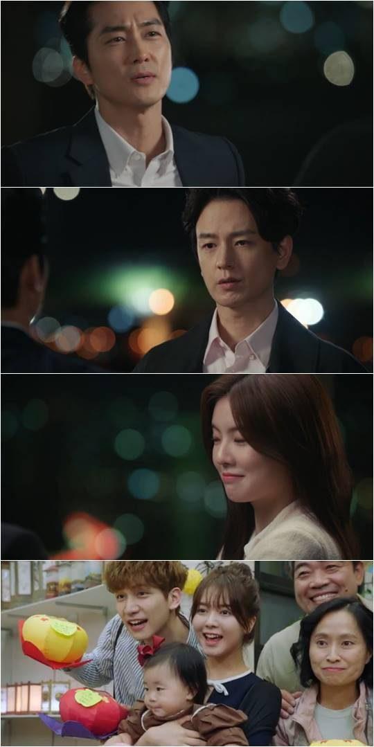 지난 15일 방영된 tvN 월화드라마 '위대한 쇼' 방송화면.