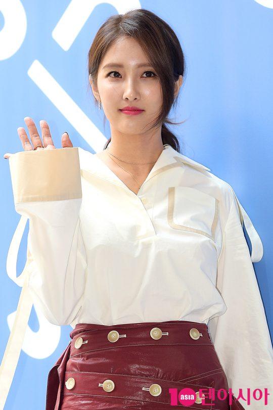 배우 손지현(전 포미닛 남지현)