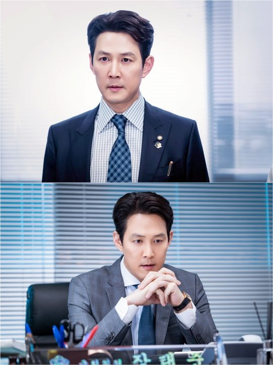 배우 이정재. / 제공=스튜디오앤뉴