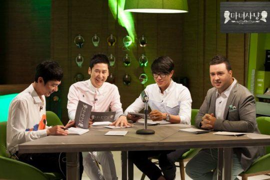 JTBC '마녀사냥'. /사진제공=JTBC