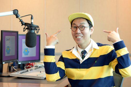 '김영철의 파워FM' DJ 김영철. /사진제공=SBS