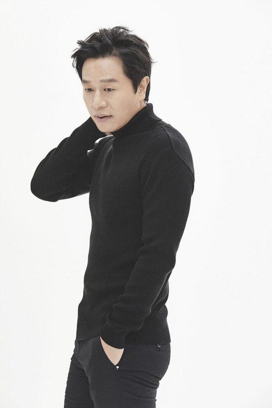배우 김민상./ 사진제공=토브컴퍼니