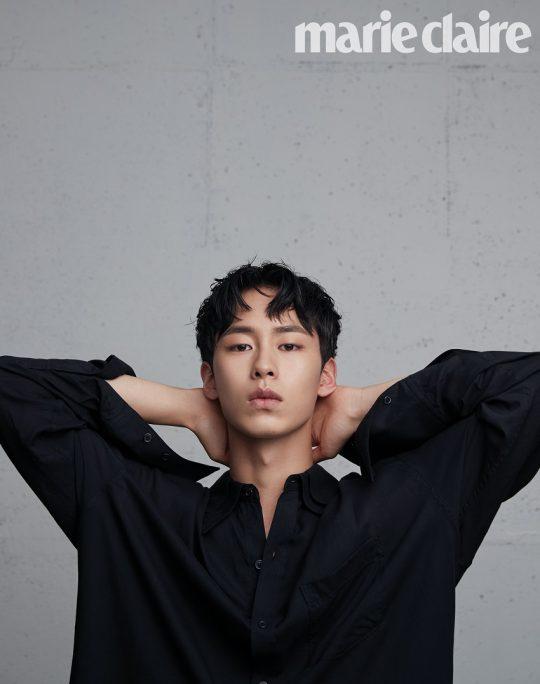 배우 이재욱. /사진제공=마리끌레르