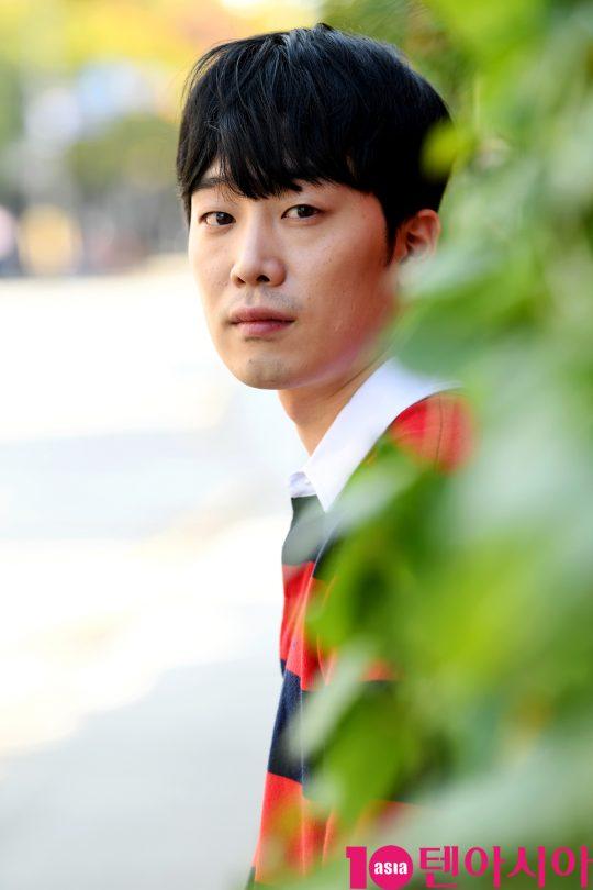 영화 '니나 내나'에서 3남매의 막내 재윤 역으로 열연한 이가섭. /조준원 기자 wizard333@