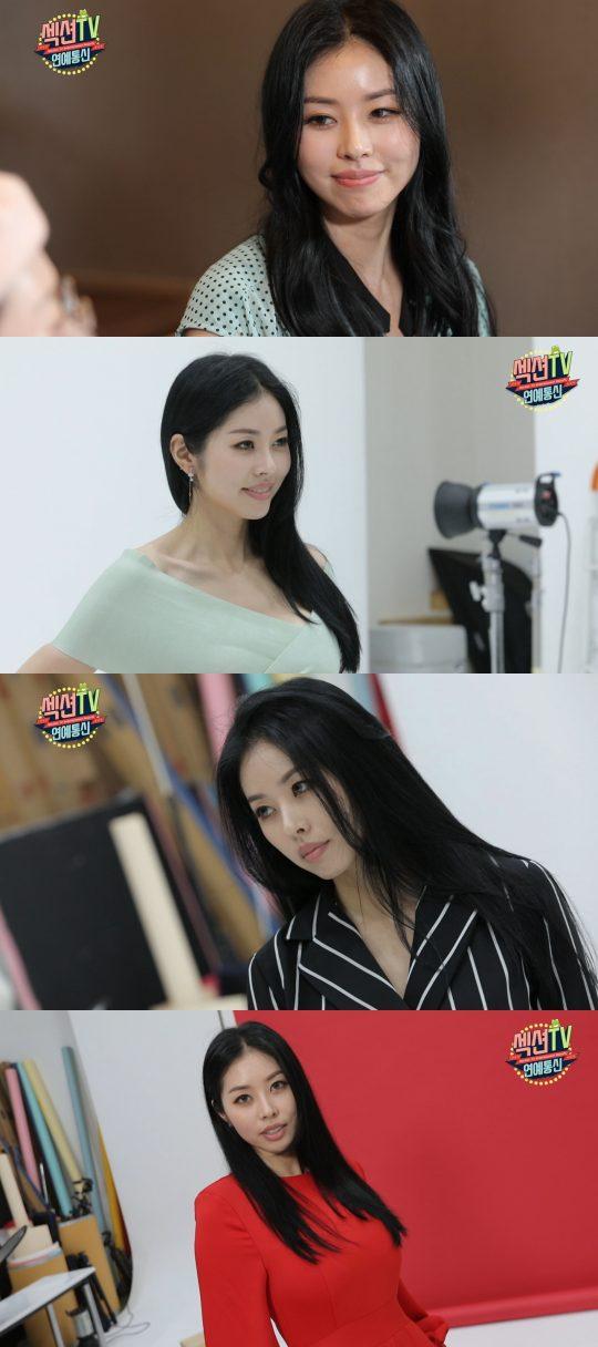 '섹션TV' 인터뷰에 응한 서동주/ 사진=MBC 제공