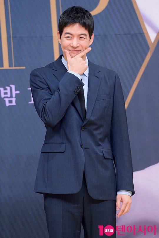 배우 이상윤이 25일 오후 서울 목동 SBS사옥에서 열린 'VIP' 제작발표회에 참석했다. /서예진 기자 yejin@
