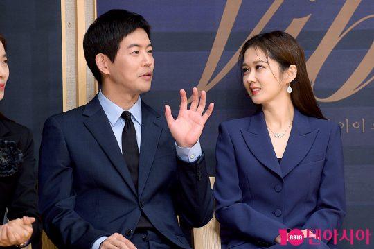 배우 이상윤, 장나라