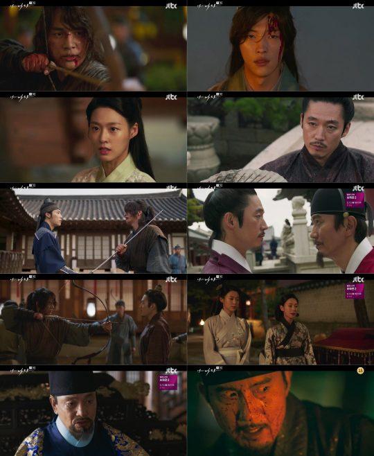 사진=JTBC '나의 나라' 7회 방송 캡처