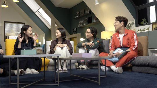 '방구석1열' 한국영화 100주년 특집 편. /사진제공=JTBC