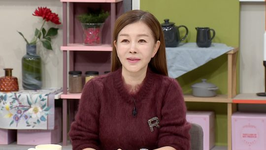 '냉장고를 부탁해'에 출연한 배우 박준금./사진제공=JTBC