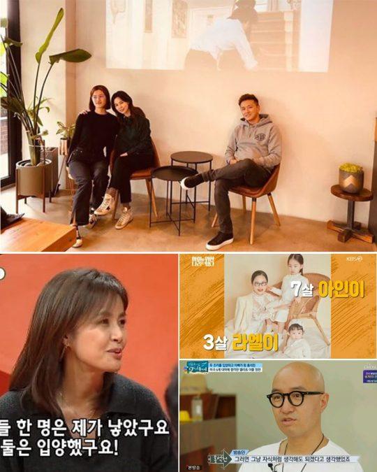 사진=진태현 인스타그램, 방송 캡처