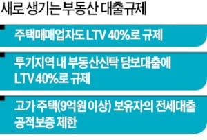 부동산담보신탁 활용한 대출 '제동'…9억원 넘는 1주택자 전세대출 제한