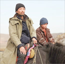 경이로운 유목민의 삶…'카자흐스탄판 서부극'