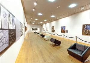 니코 피로스마니 전시관이 있는 시그나기 박물관